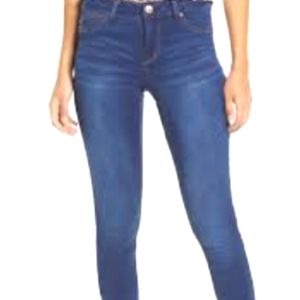 1822 Mid Rise Skinny Jeans size 8
